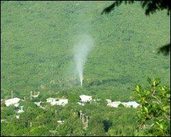 Nevis Island Geothermal Borehole