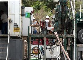 Geothermal Energy Drilling In Nevis, West Indies