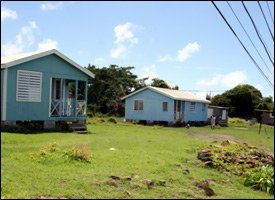 Evicted Nevis Citizens Homes