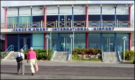 Nevis Island Airport
