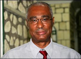 Joseph Parry - Nevis Island Premier