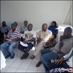 Nevis Island Sea Cotton Farmers