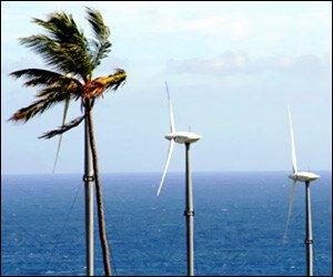 Nevis Island Wind Farm