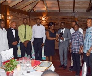 Nevis IT Awardees For 2015