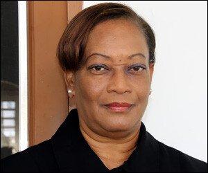 Nevis High Court Judge - Lorraine Williams