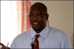 Nevis Minister - Carlisle Powell