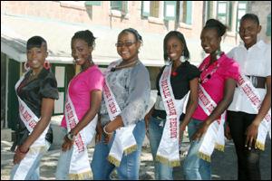 Miss Teen Hospitality 2011 Contestants