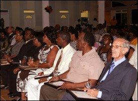 Nevis National Heroes Awardees - 2009