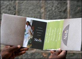The New Nevis Island Tourism Brochure