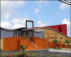 The New Nevis Performing Arts Centre