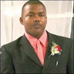 Nevis Police Constable - Antonio Browne