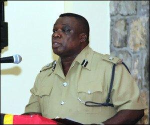 Nevis Police Superintendent - Hilroy Brandy