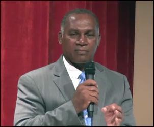Vance Amory - Nevis Education Minister