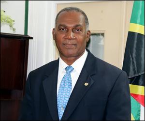 Nevis Premier - Vance Amory