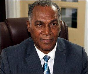 Nevis Premier - Hon. Vance Amory