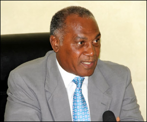 Nevis Premier and Education Minister - Vance Amory