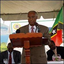 Nevis' Premier Parry At Goethermal Conference