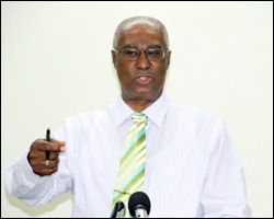 Premier Parry - Closing Commnets on Black History Month