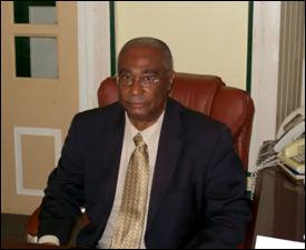 Nevis Premier In Office