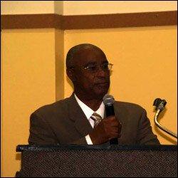 Nevis Premier Speaks In Toronto