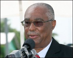 Nevis Premier - Hon. Joseph Parry