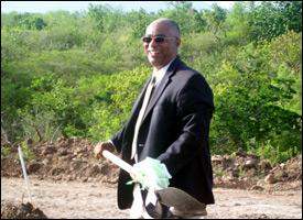 Nevis Premier Breaks Ground At New Villa Development