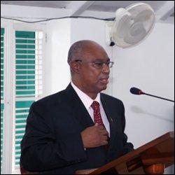 Nevis Premier Delivers 2010 Budget Address