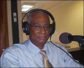 Nevis Premier on Local Radio Show