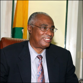 Nevis' Premier Parry On His Two Years In Power