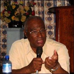 Nevis' Premier Parry In St. James Parish