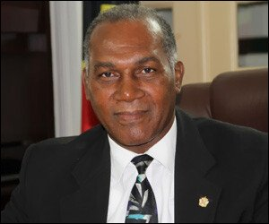 Nevis Premier - Finance Minister - Vance Amory