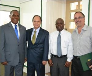Brazilian Ambassador Visits Nevis