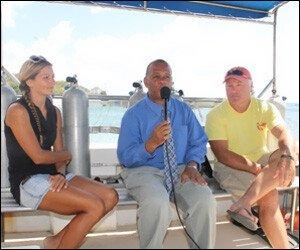Nevis Reef Health Discussion Participants