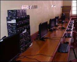 Charlestown Primary School's Computer Lab