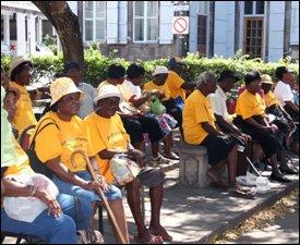 Nevis Senior Citizens Recreational Group