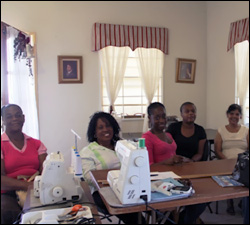 Nevis Builds Worker Skills With Sewing Workshop