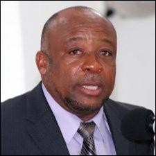 Hensley Daniel - Nevis Sports Minister