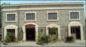 Nevis Island's Social Security Building