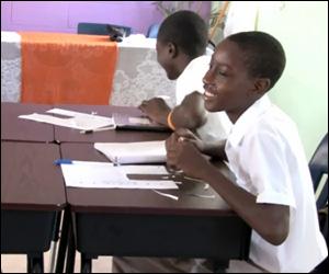 St. Kitts - Nevis Students