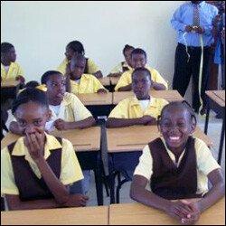 Nevis Students Enjoy New Classrooms