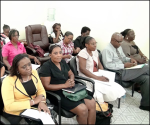 Nevis Teachers and Education Officers