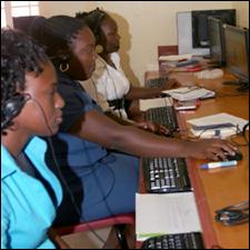 Nevis Teachers Train On Computers