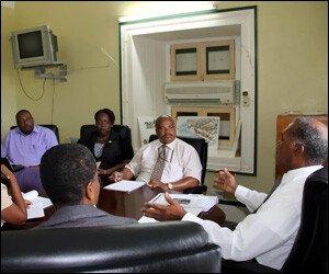 Nevis Teachers Meet With Premier