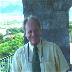 Nevis Tourism Advisor - Alastair Yearwood