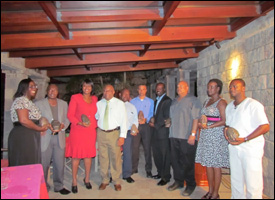 Nevis Tourism Awardees For 2011