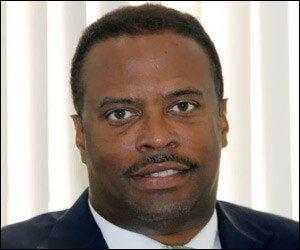 Nevis Tourism Minister - Mark Brantley