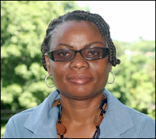 Nevis Tourism Officer - Vanessa Webbe