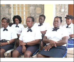 Nevis' New Traffic Wardens