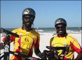 Nevis Triathlon Team Members