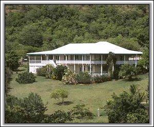 Nevis Villa Rentals - Villa Veranda